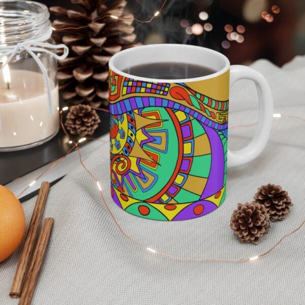 Social Media image of Jara's Tea Cup 11 onz Featured